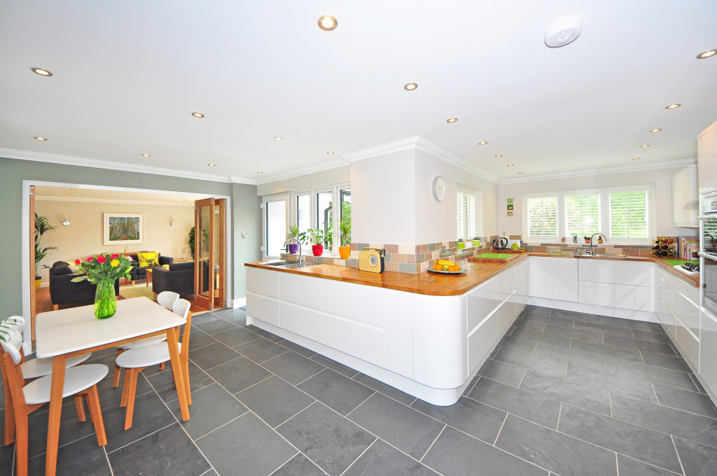 Fliesen Küche Fußboden